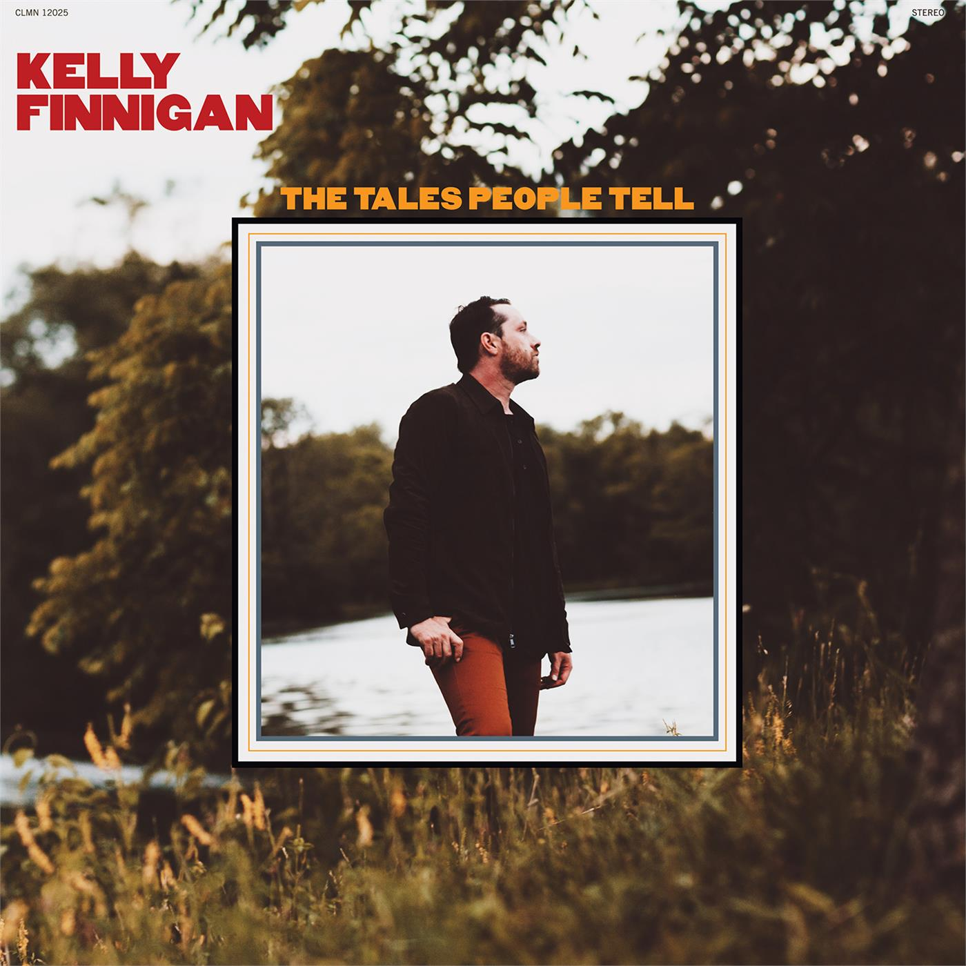 CLMN12025LP Colemine  Kelly Finnigan The Tales People Tell (LP)