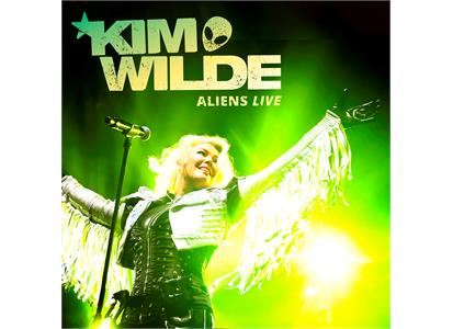 0214166EMU Ear Music  Kim Wilde Aliens Live (2LP)