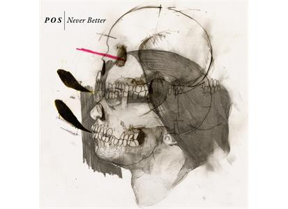 0826257028716 Rhymesayers  P.O.S. Never Better (3LP)