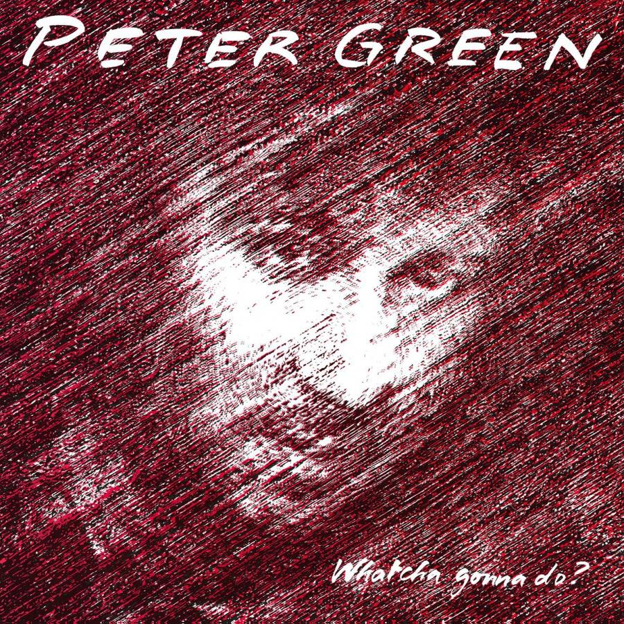 MOVLP2494 Music on Vinyl  Peter Green Whatcha Gonna Do? (LP)