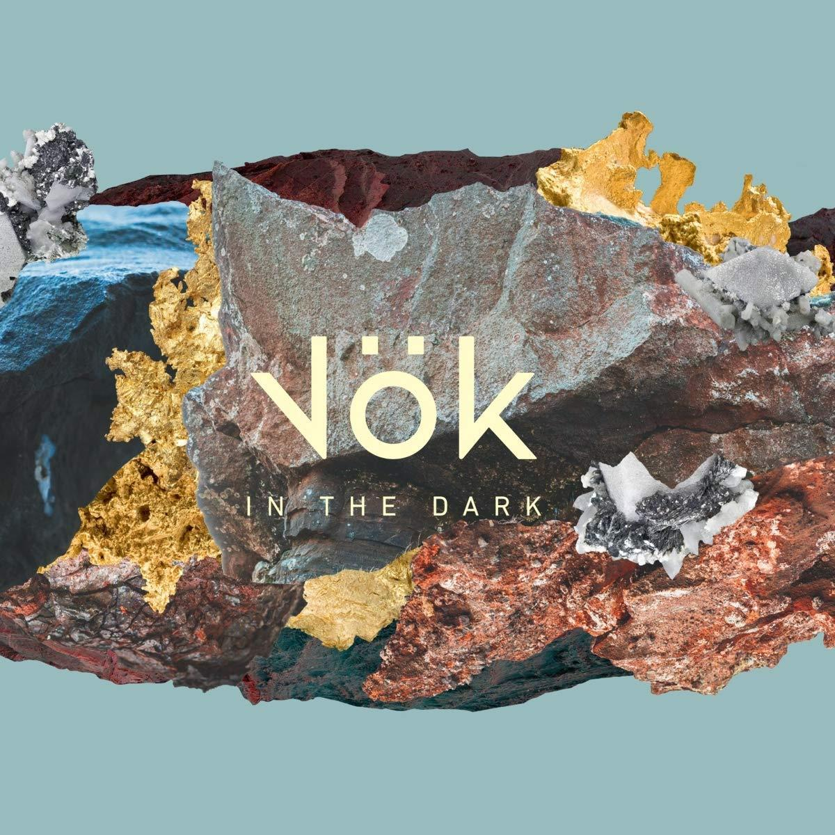 0067003118415 Nettwerk  Vök In the Dark (LP)