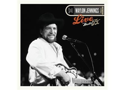 NW5346LP New West  Waylon Jennings Live From Austin, Tx '74 (LP)