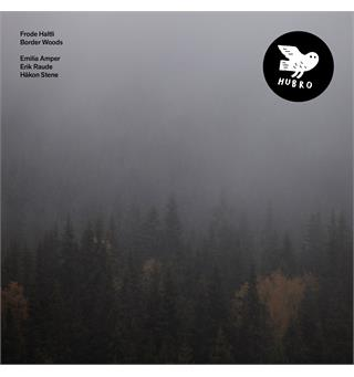 Frode Haltli The Border Woods (LP)