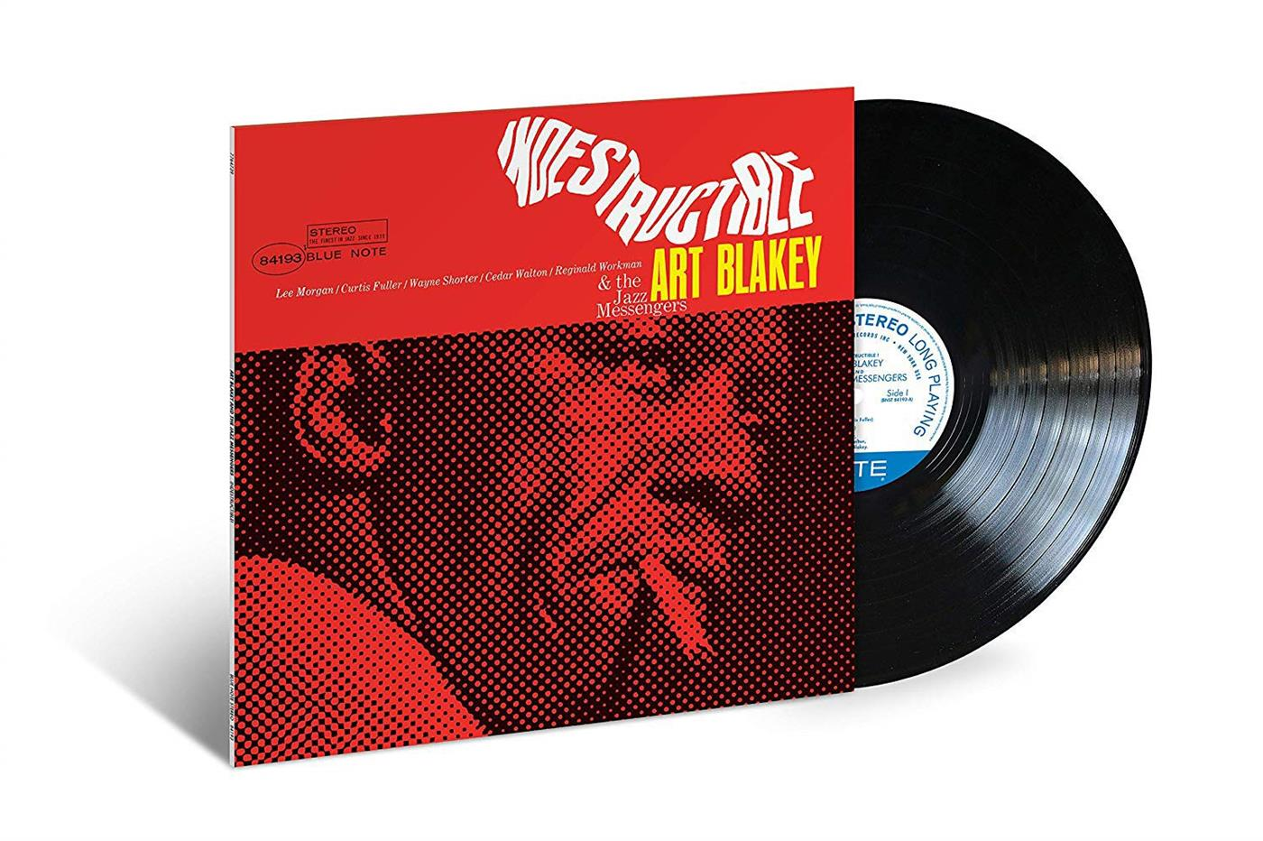 0602577647390 Blue Note  Art Blakey Indestructible - Blue Note 80 (LP)