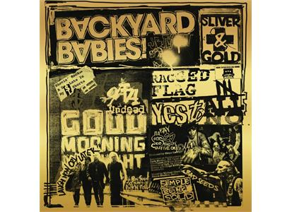 0190759270011 Century Media  Backyard Babies Sliver And Gold (LP)