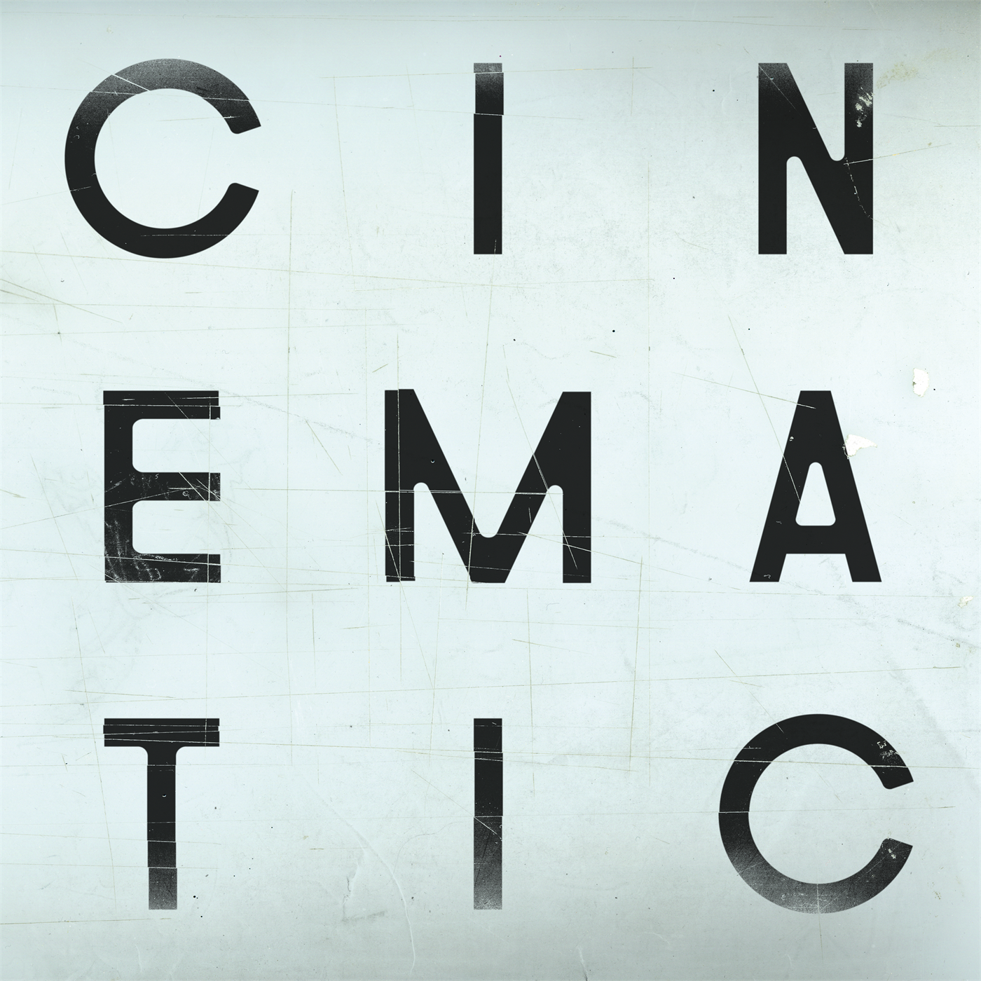 ZEN226 Ninja Tune  Cinematic Orchestra To Believe (2LP)