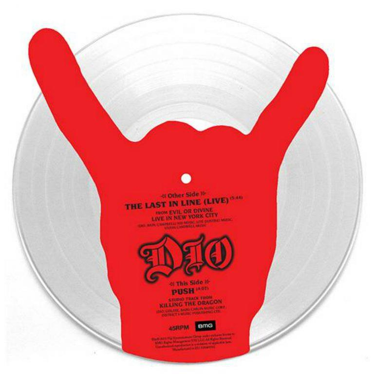 "4050538469769 BMG  Dio & Friends The Last In Line - Live (12"")"