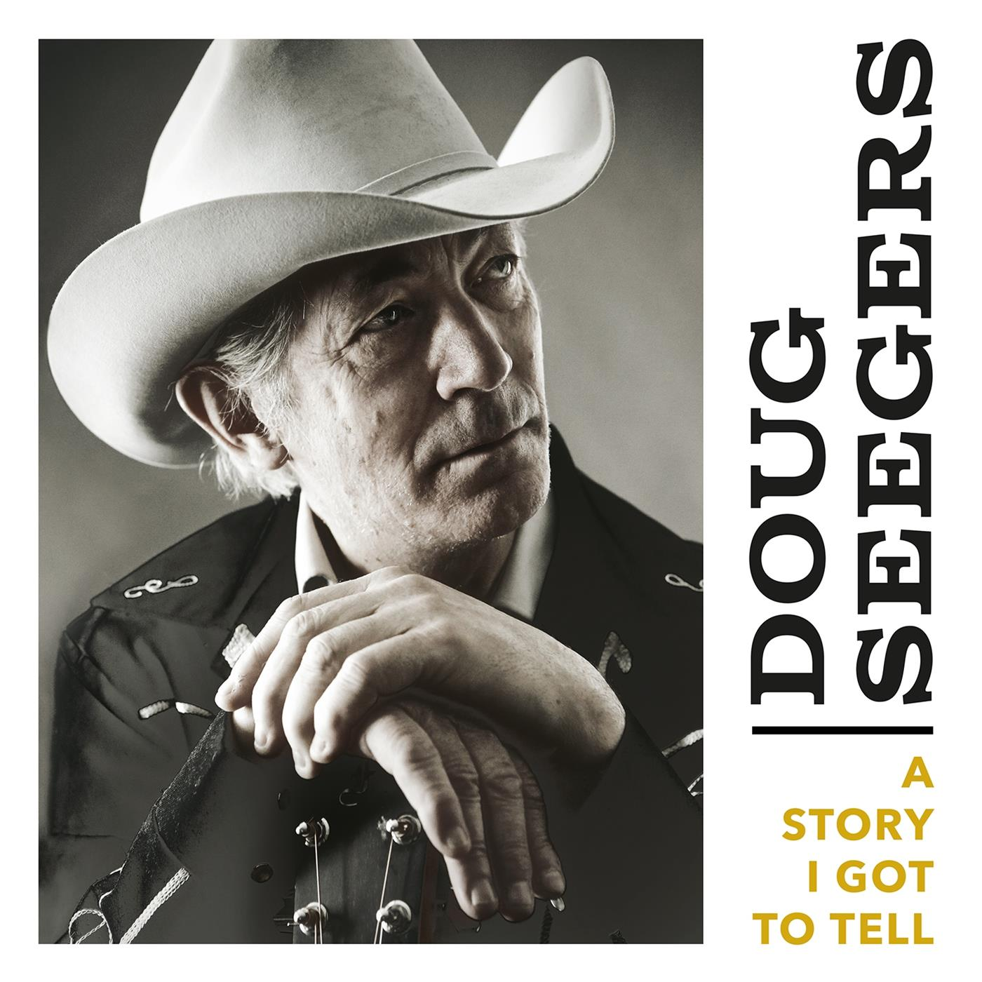 4050538484809 BMG  Doug Seegers A Story I Got to Tell (LP)