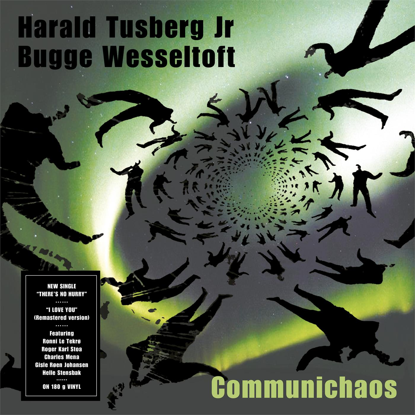 S2LP028 S2  Harald Tusberg Jr. & Bugge Wesseltoft Communichaos (LP)