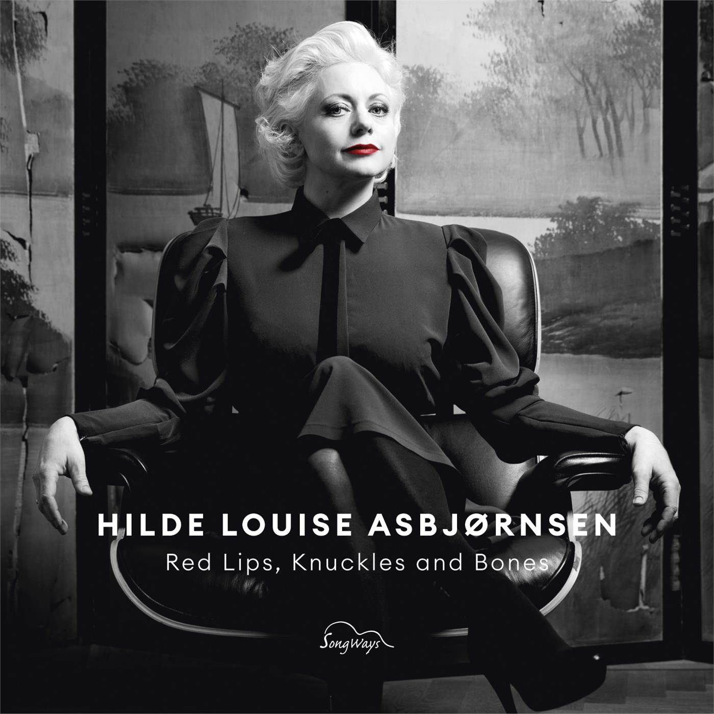 SW1516LP ozella  Hilde Louise Asbjørnsen Red Lips, Knuckles And Bones (LP)