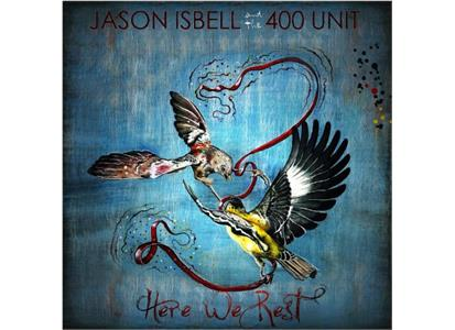 SER99911 Southeastern  Jason Isbell And The 400 Unit Here We Rest (LP)