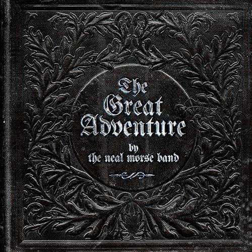 03984 156261 Metal Blade  Neal Morse Band GreatAdventure (3LP + CD)