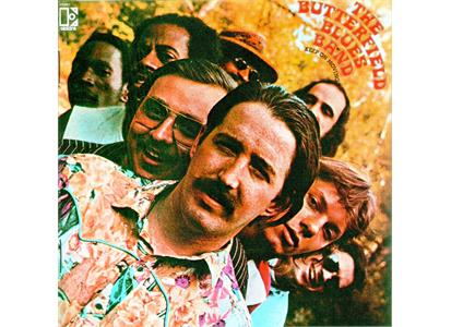 0603497852093 Rhino  Paul Butterfield Blues Band Keep On Moving - LTD (LP)