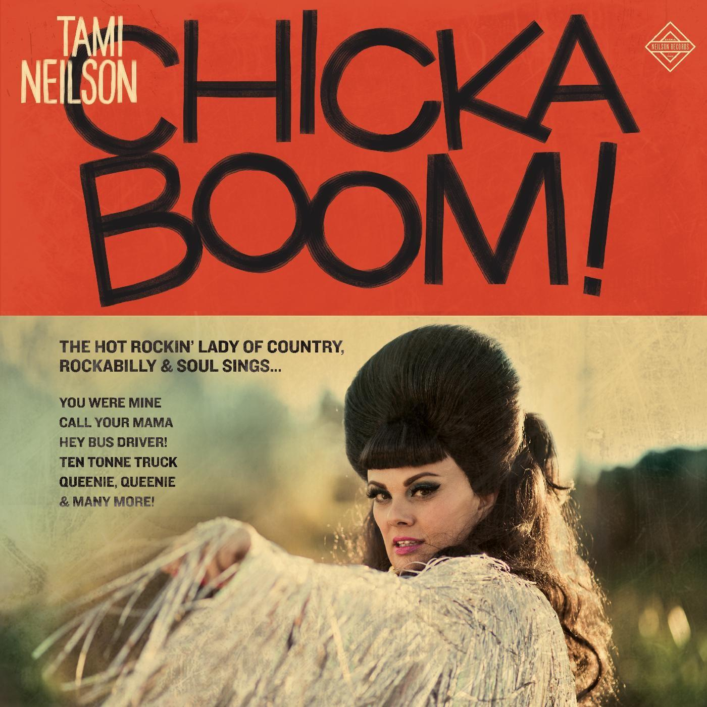 OUTS9130LP Outside Music  Tami Neilson Chickaboom! (LP)