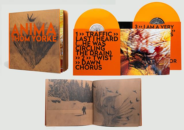 XL987LPX XL Recordings  Thom Yorke Anima - Deluxe Book Edition (2LP)