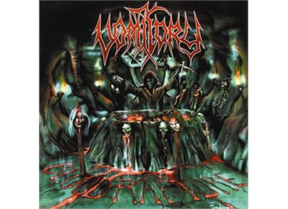 0039841439113 Metal Blade  Vomitory Blood Rapture (LP)