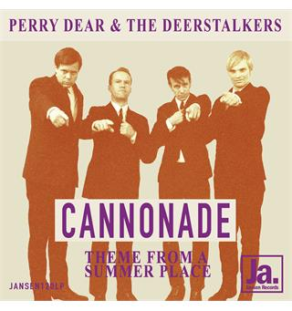Perry Dear & the Deerstalkers Cannonade / Theme from A Summer... (7'')