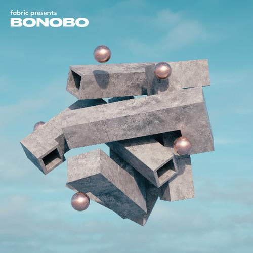 FABRIL201 Fabric  Bonobo Fabric Presents Bonobo (2LP)