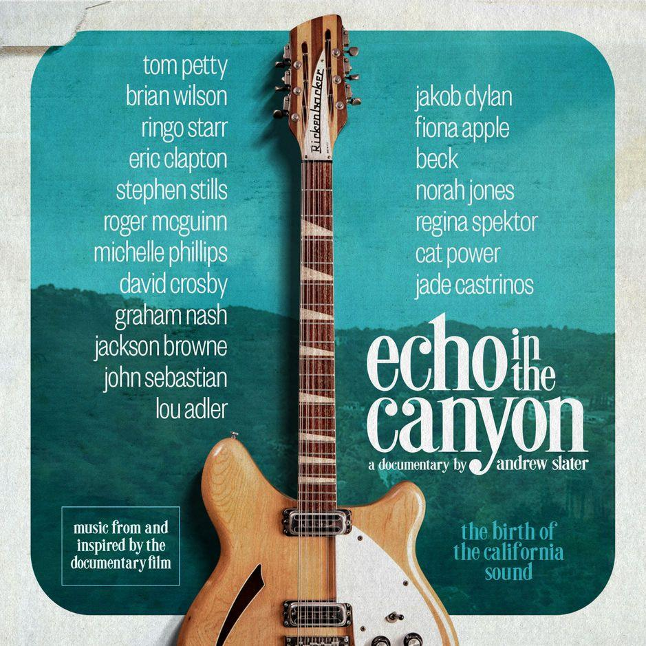 4050538493962 BMG  Diverse Artister / Soundtrack Echo in the Canyon (LP)