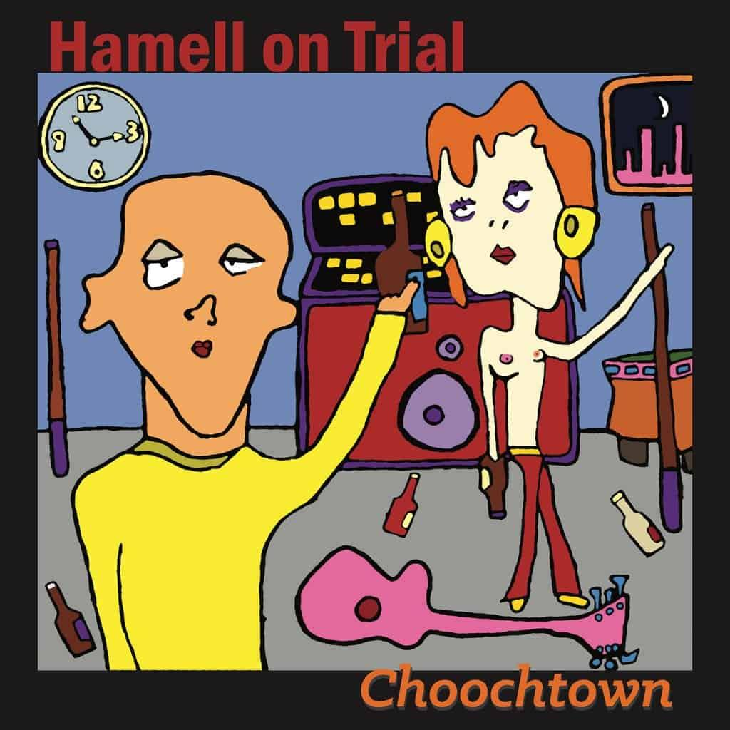 NW5320 New West Records  Hamell On Trial Choochtown - 20th Ann. (LP)
