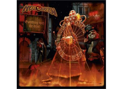 NB48781 Nuclear Blast  Helloween Gambling With the Devil (2LP)