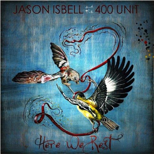 SER99911IND Southeastern  Jason Isbell And The 400 Unit Here We Rest - LTD (LP)