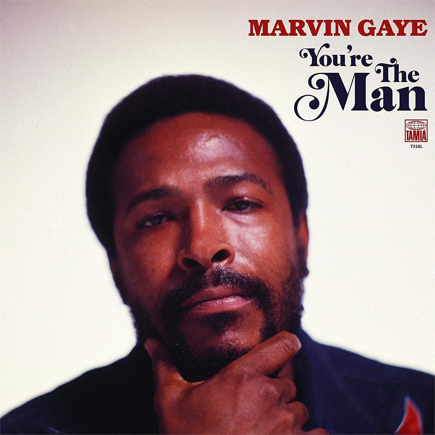 0602577163395 Universal  Marvin Gaye You're The Man (2LP)