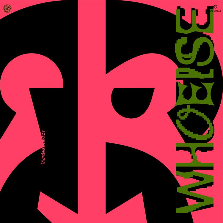 MTR096LP Monkeytown  Modeselektor Who Else (LP)