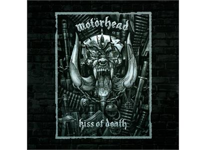 4050538464412 BMG  Motörhead Kiss of Death (LP)