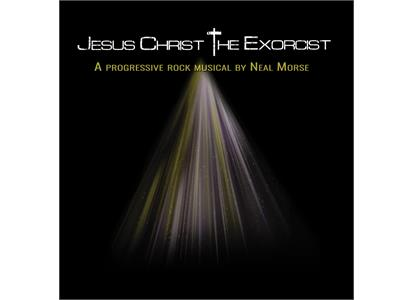FRLP955 Frontiers  Neal Morse Band Jesus Christ The Ex (3LP)