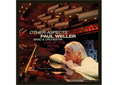 0190295494018 Parlophone  Paul Weller Other Aspects - Live... (3LP + DVD)