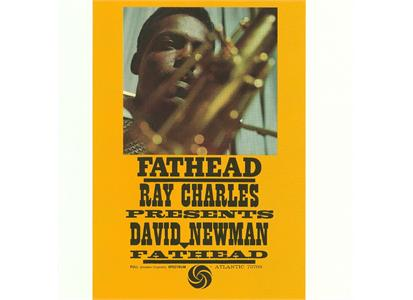 SD1304 Speakers Corner  Ray Charles presents David Newman Fathead (LP)