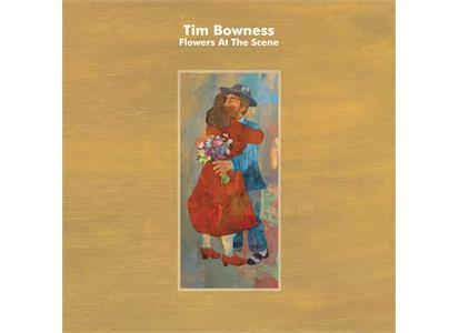 0190759284612 Inside Out  Tim Bowness Flowers At The Scene (LP+CD)