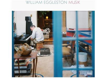 SC346LP Secretly Canadian  William Eggleston Musik (2LP)