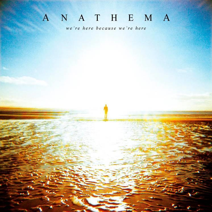 KSCOPE1068 Kscope  Anathema We're Here Because We're Here 10th (2LP)