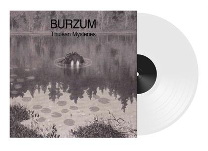 BOBV785LPLTD Back on Black  Burzum Thulean Mysteries - LTD (2LP)