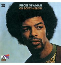 Gil Scott-Heron Pieces of a Man (LP)