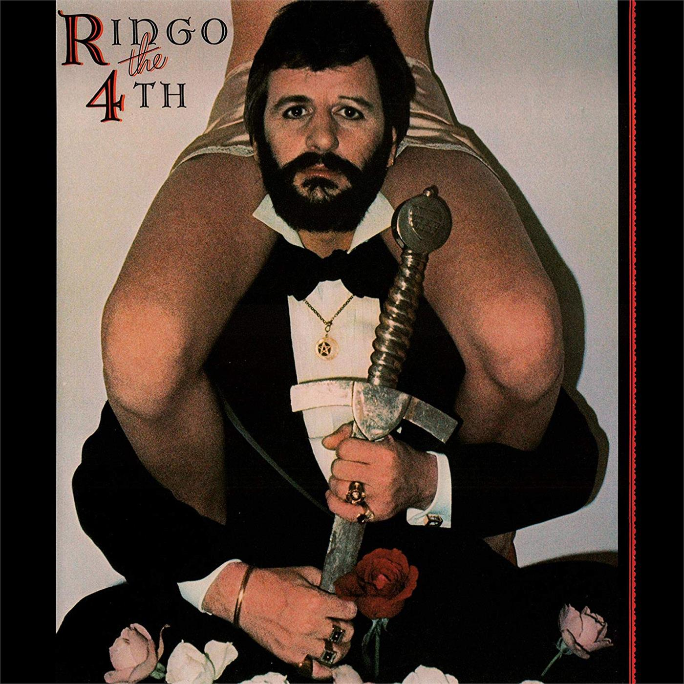 FRIM19998.1 Friday Music  Ringo Starr Ringo The 4th - LTD (LP)