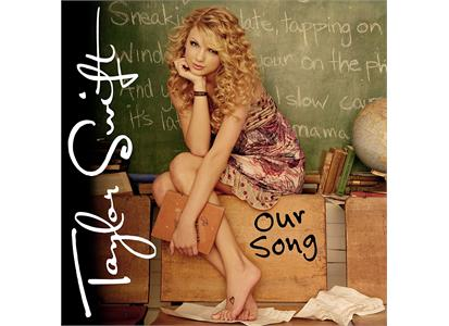 "0843930044726 Big Machine  Taylor Swift Our Song - LTD (7"")"