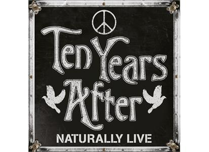 MOVLPB2523 Music on Vinyl  Ten Years After Naturally Live (2LP)