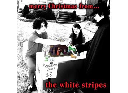 "TMR071 Third Man Records  The White Stripes Merry Christmas From… (7"")"