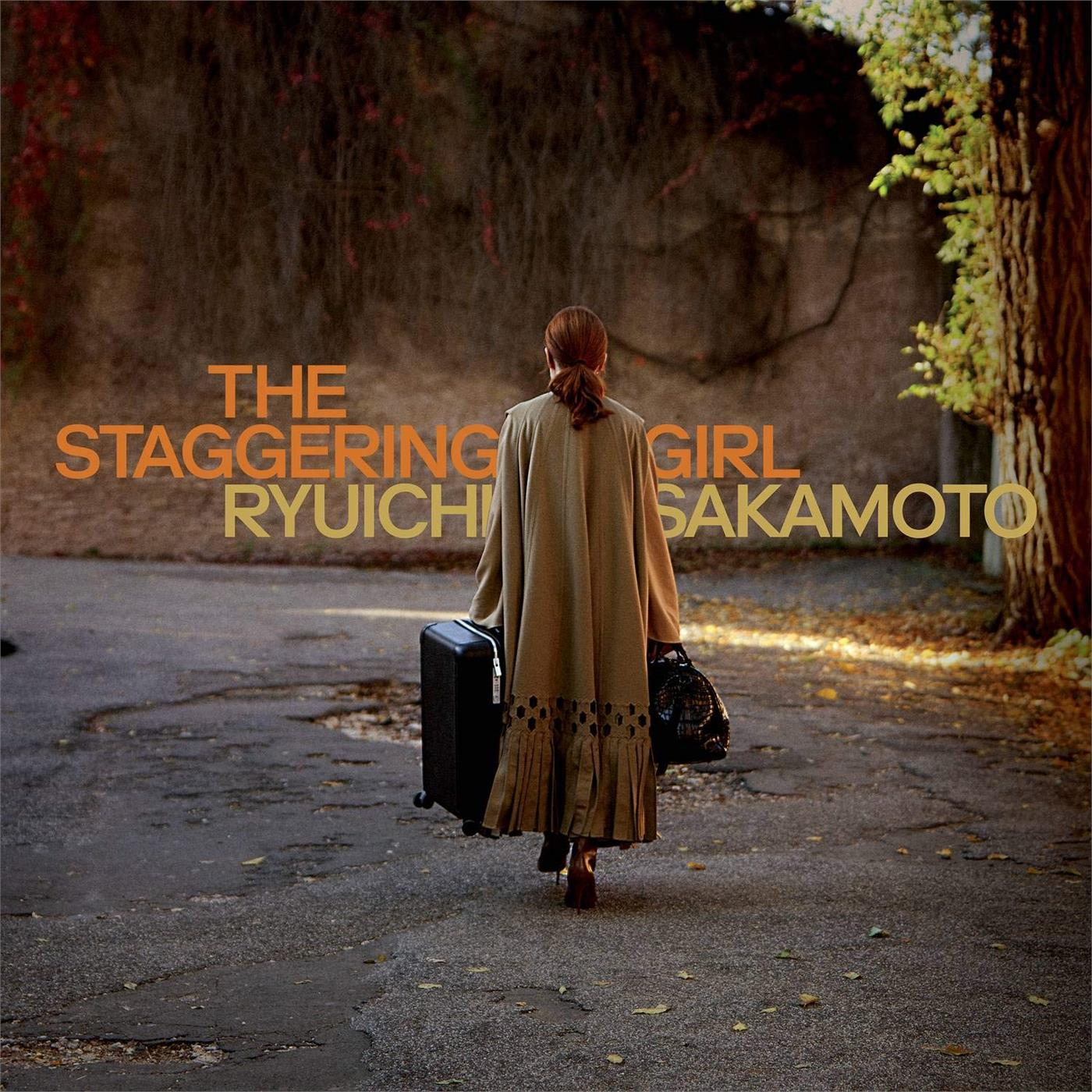 0194397281613 Milan  Ryuichi Sakamoto/Soundtrack The Staggering Girl - OST (LP)