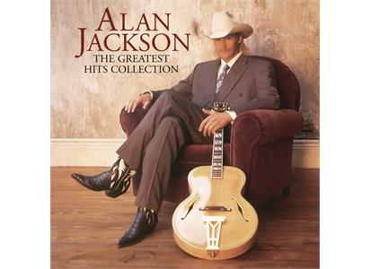 0194397372618 Arista  Alan Jackson The Greatest Hits Collection (2LP)