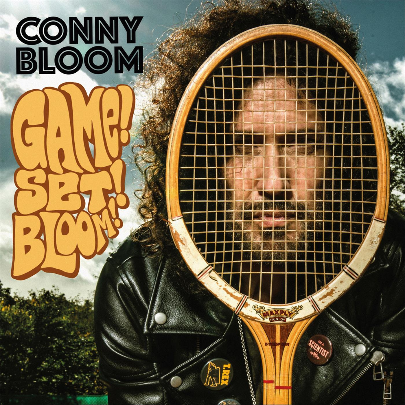 1180091 Target  Conny Blom Game! Set! Bloom! (LP)