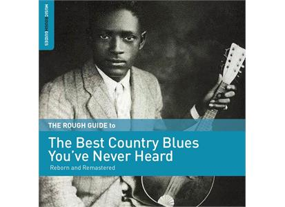 RGNET1362LP World Music Network  Diverse Artister Best Country Blues You've Never... (LP)