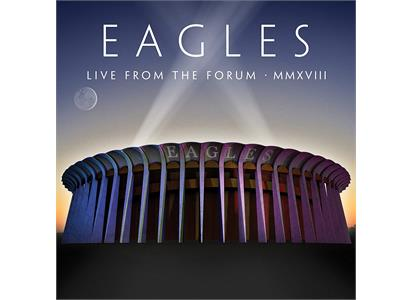 0603497847648 Rhino  Eagles Live From The Forum MMXVIII (DVD+2CD)