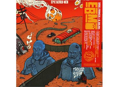 "LPSFR052 Strange Famous Records  Epic Beard Men This Was Supposed To Be Fun (12"")"