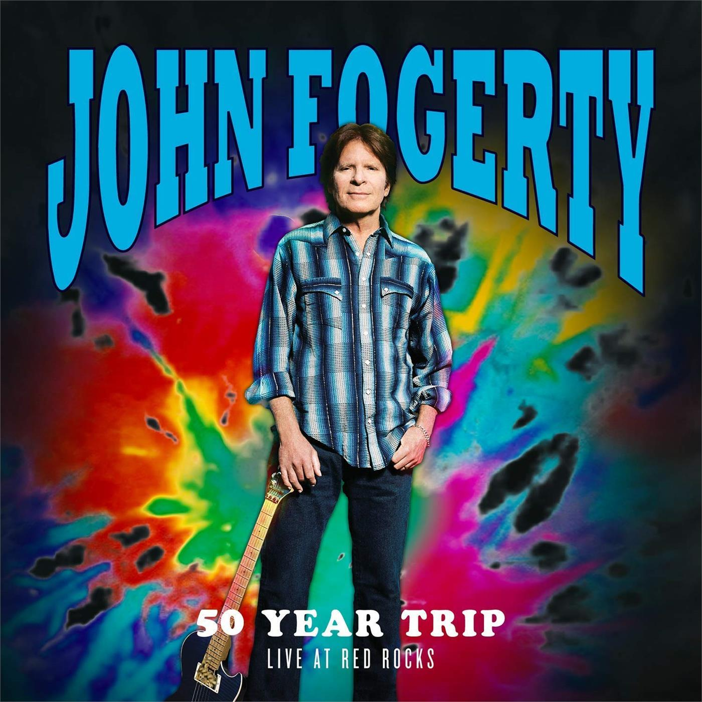 4050538538113 BMG Rights Management  John Fogerty 50 Year Trip: Live At Red Rocks (2LP)