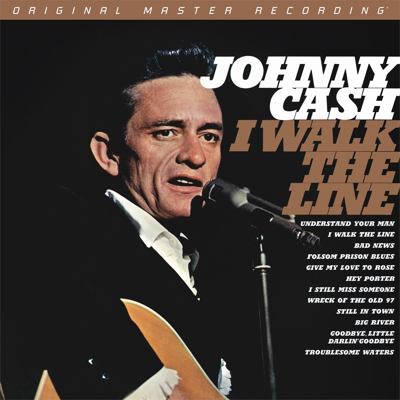 UDSACD2197 Mobile Fidelity  Johnny Cash I Walk The Line - LTD (SACD-Hybrid)