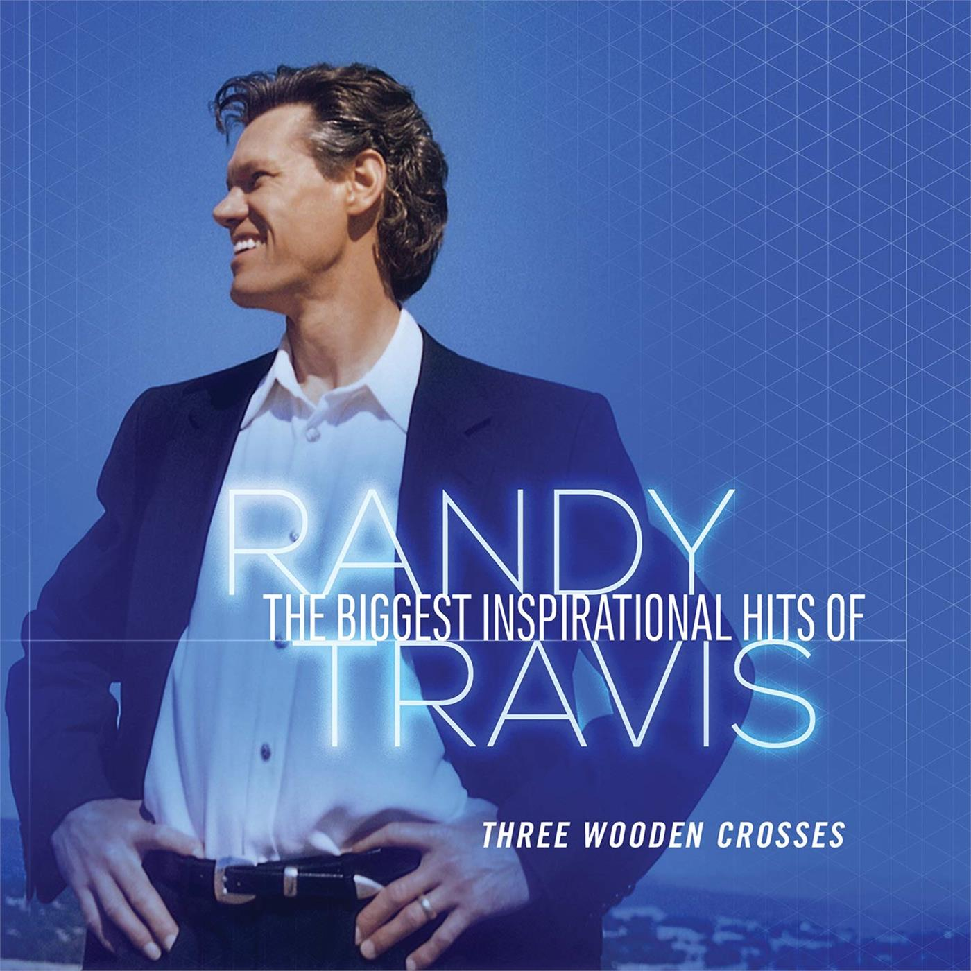 WOEN80016.1 Curb Records  Randy Travis The Biggest Inspirational Hits Of...(LP)